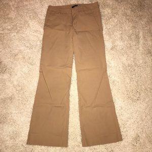 Gap Wide Leg khaki regular